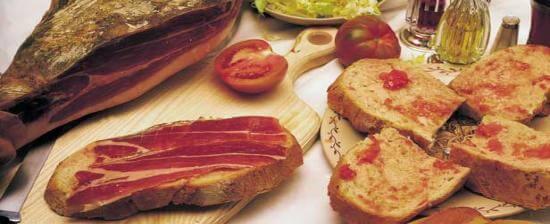 comida tipica Catalana