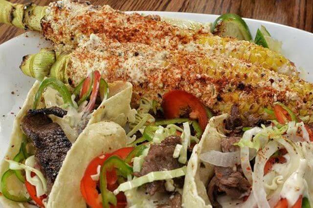 platillos mexicanos elote