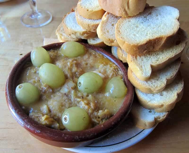 Gazpacho de Cuenca