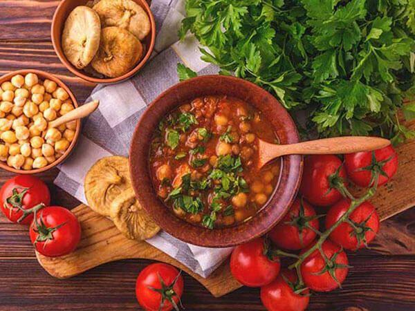 sopa de marruecos
