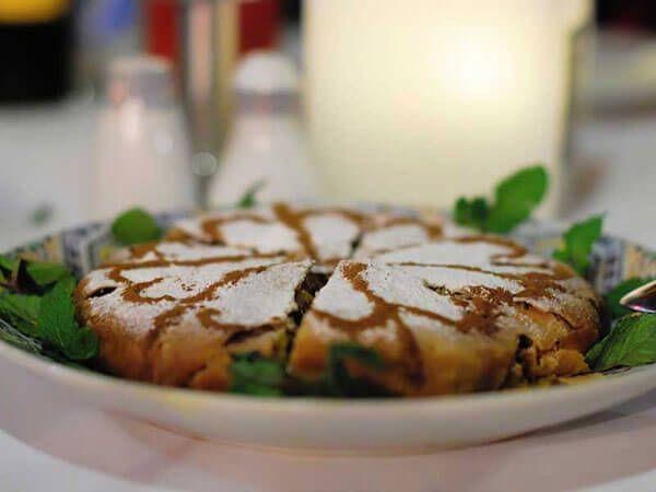 plato tradicional de marruecos