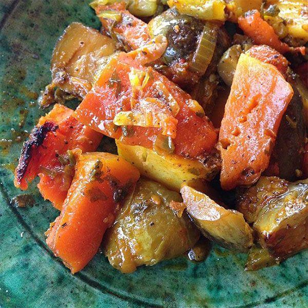 platos tipicos africa
