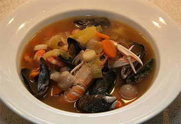 Comida típica de Almería: Sopa de Almería
