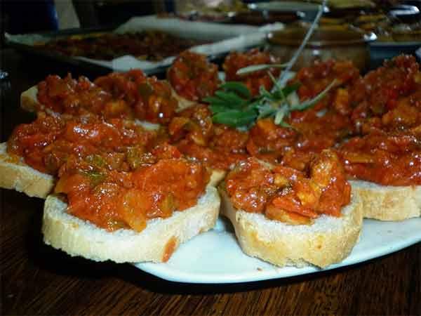 platos típicos de Almería: Tabernero