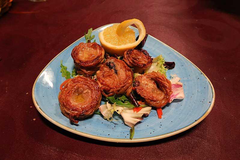 plato típico de Cuenca