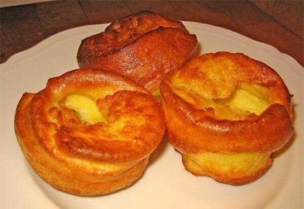 Pudding de Yorkshire