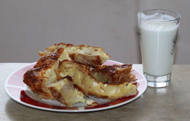 banitsa comida bulgara