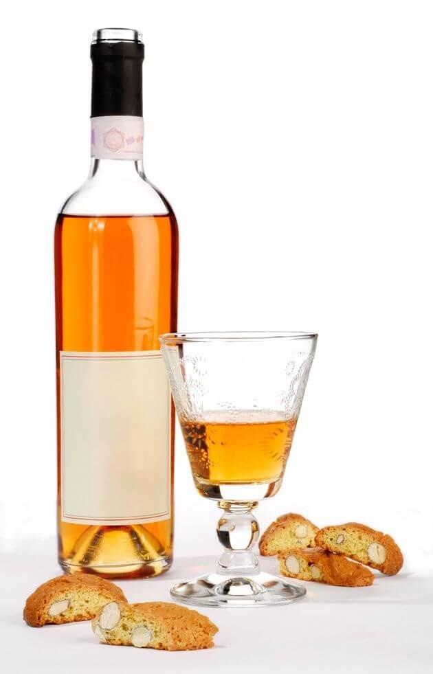 cantucci vin santo