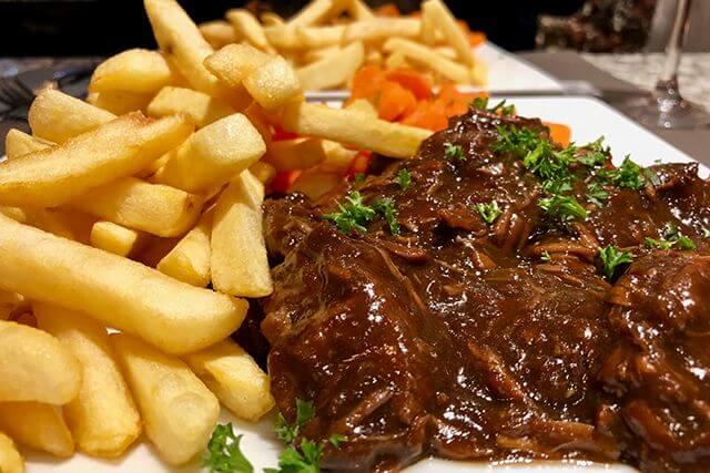 comida típica de Bélgica
