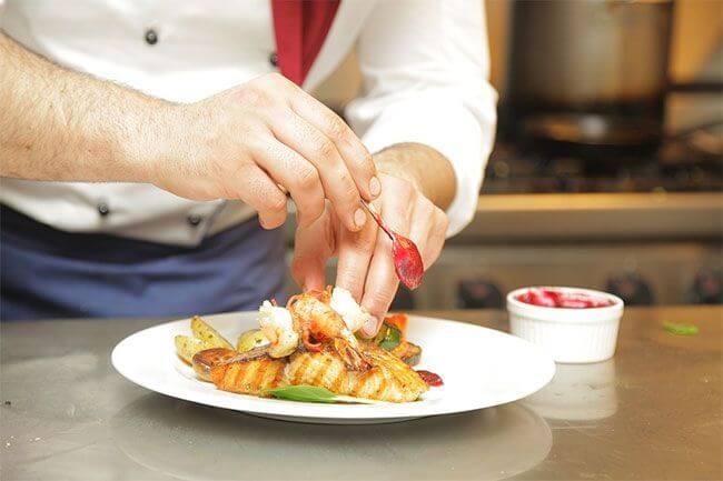 chef con estrella michelin
