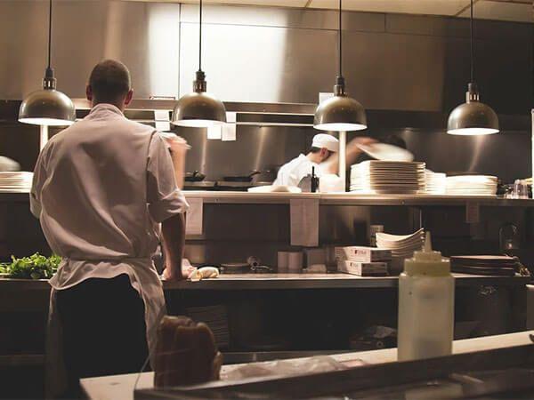 chefs cocina