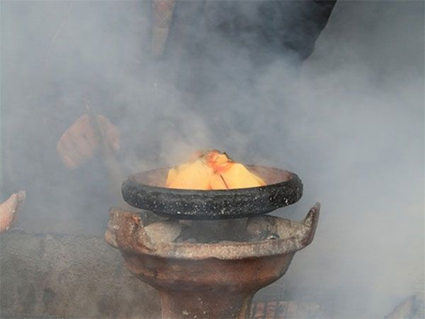 cocinar con el tajín marroquí