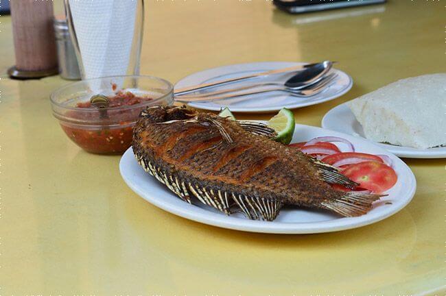 turismo gastronómico en África