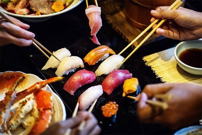 turismo gastronómico en Asia