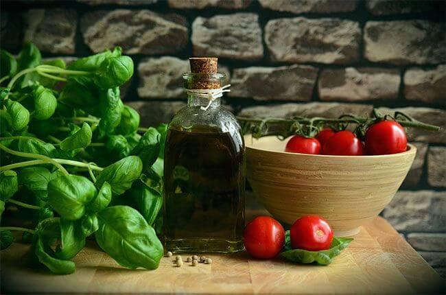 ingredientes cocina mediterranea europa