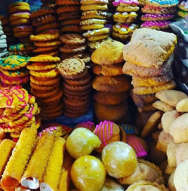 Pryánik y dulces rusos
