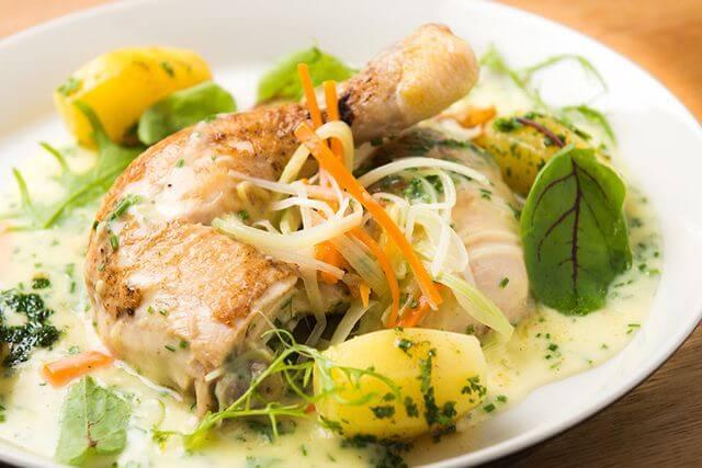 gastronomía belga