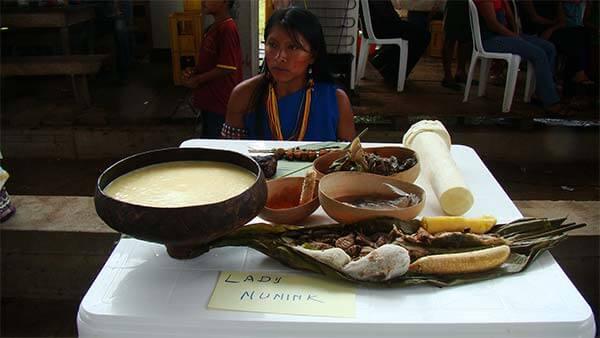 platos tipicos del ecuador