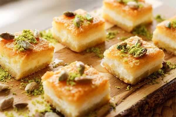 Postres De La Gastronomía De Egipto: Baklava
