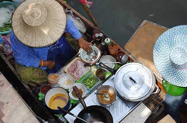 Comer En Tailandia Barato
