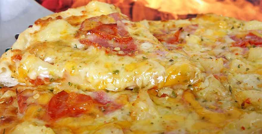pizza de chicago