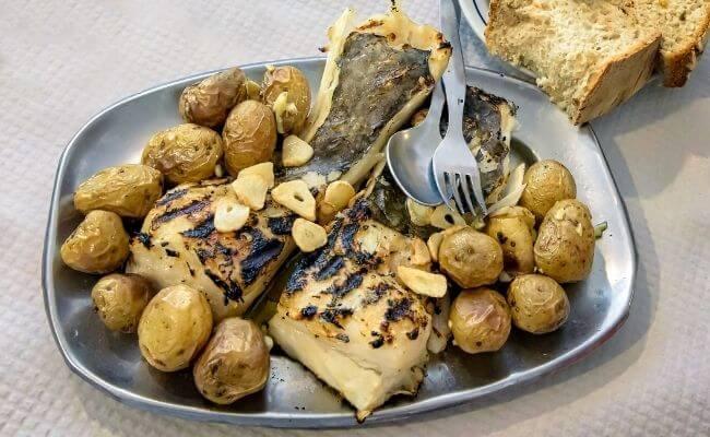 comida típica de Portugal